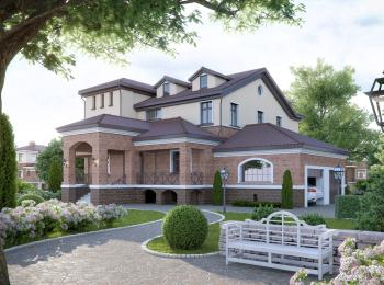Коттеджный поселок Rubin Estate (Рубин Эстейт)